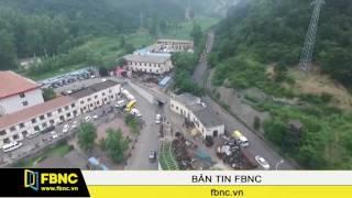 FBNC - Lũ quét ở Trung Quốc.