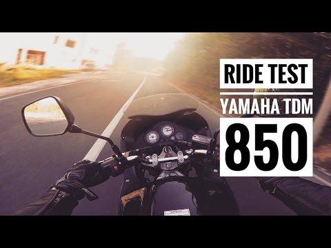 Banditul Testeaza #5: Yamaha TDM 850 1999