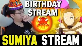 SUMIYA nonstop Dota Birthday Stream | Sumiya Invoker Stream Moment #1112