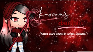 Karma's Daughter | GLMM | 100 Sub Special!  | (Gacha Life ) | ORIGINAL | Mini Movie |