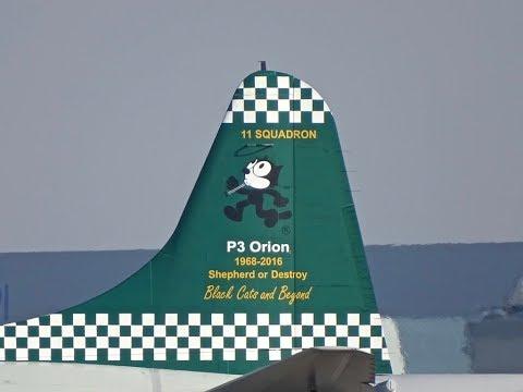 厚木基地の空-398 '17/10/18 (RAAF AP-3C Orion)