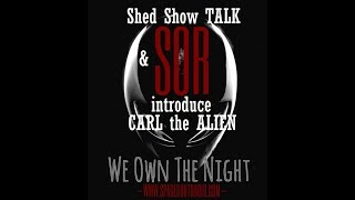 GREY ALIEN named Carl - An interview with EXPERIENCER Dave from Spaced Out Radio