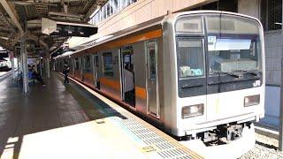 【E233系グリーン車導入後は、廃車 転属⁉️】209系トタ82編成 中央線 快速豊田行