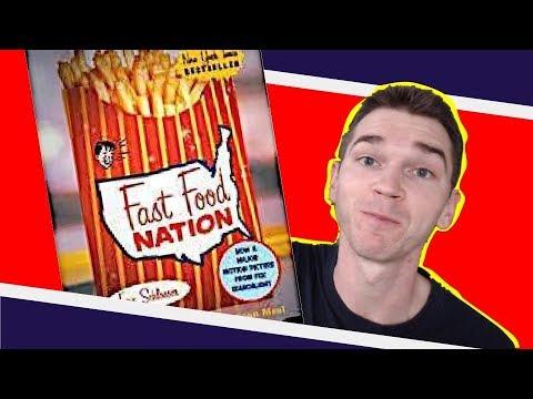 Fast Food Nation Summary | Eric Schlosser | 3 Key Ideas