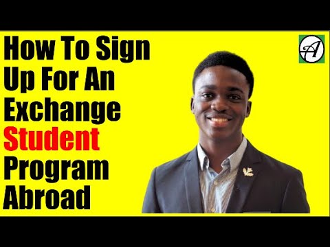 How To Study Abroad As An International Exchange Student