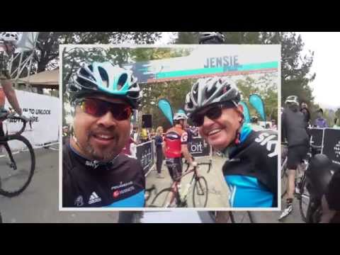 Ted & Michael's Jensie Gran Fondo Adventure