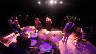 Bauke Bakker DRUM CAM Gold Dust Woman & World Turning (Fleetwood Mac Tribute)