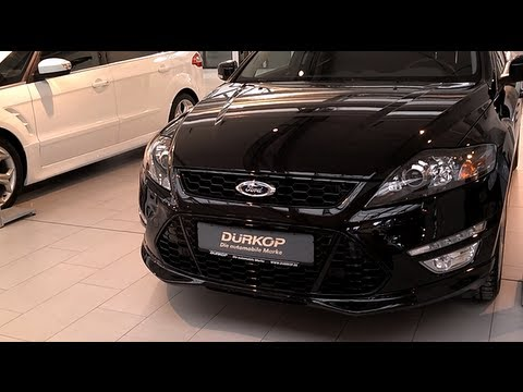2012 Ford Mondeo Titanium S - In Detail (FULL HD 1080p)