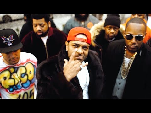 Jim Jones - Wasted Talent (Commercial)