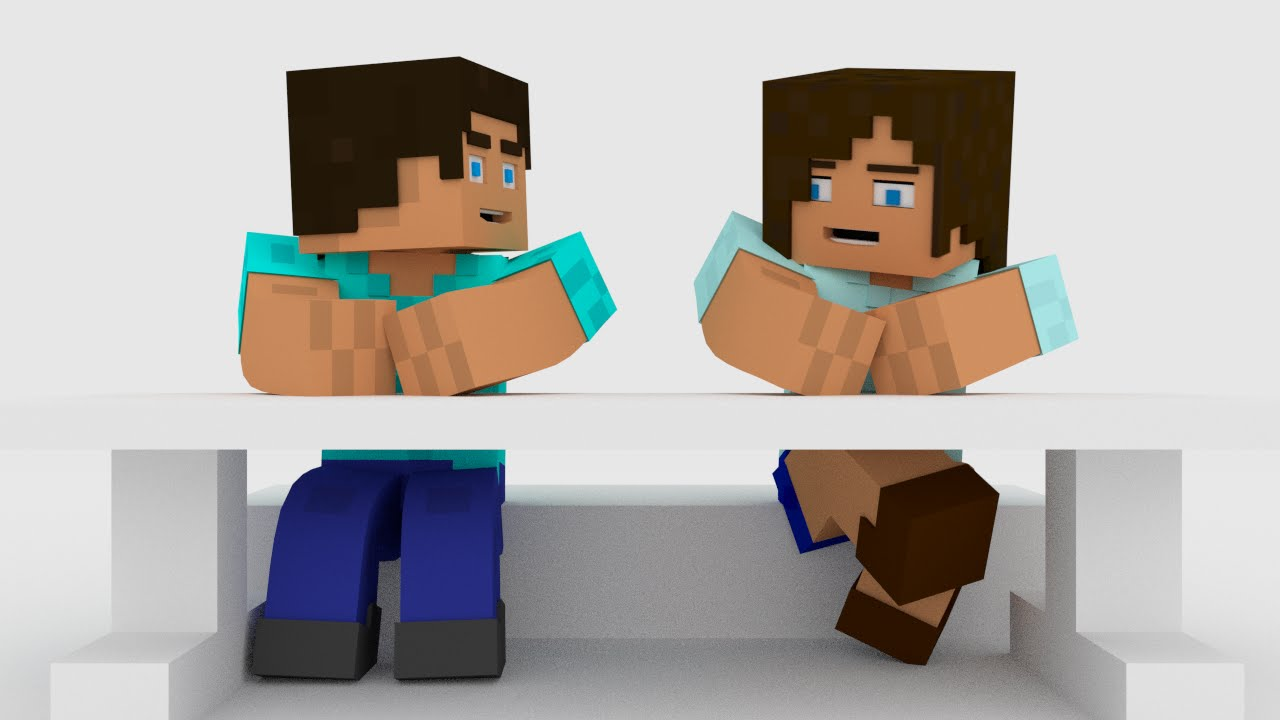 Minecraft Character Talking Test! (Blender 2.71) - YouTube for Minecraft Characters Pictures  193tgx