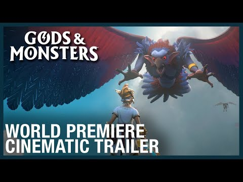 Gods & Monsters: E3 2019 Official World Premiere Cinematic Trailer | Ubisoft [NA]