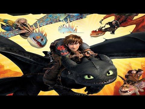 How To Train Your Dragon 2 The Movie All Cutscenes Full Walkthrough Hd Youtube
