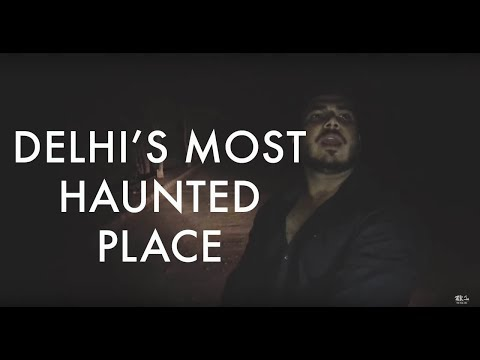 LIVE GHOST ENCOUNTER - Delhi cantt, Lajpat Nagar at 2 am