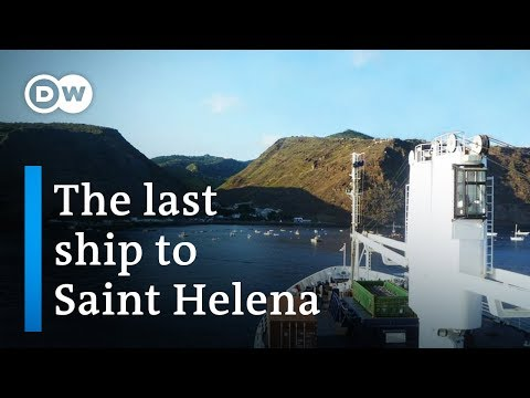 St. Helena - a remote island in the Atlantic | (Travel Documentary) DW Documentary