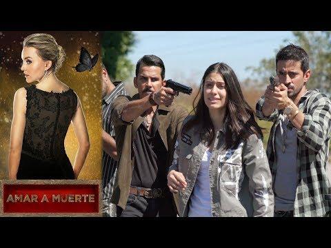 Amar a muerte - Capitulo 75: El rescate de Juliana - Televisa