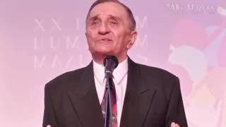 XX FHMazurkas-benefis Andrzeja Płonczyńskiego- Wojciech Wiliński w kultowym wierszu
