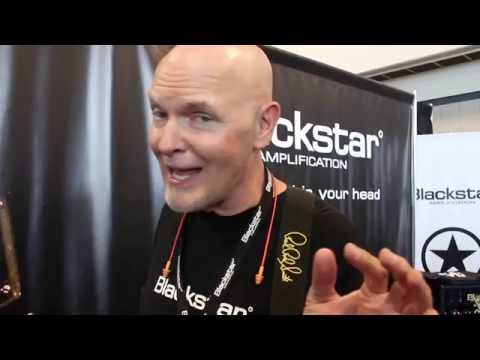 Blackstar Amplification @ SNAMM16