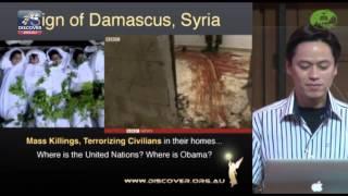 The Sign of Damascus - 2nd Seal Broken (ENGLISH-INDO) 4 penunggang kuda