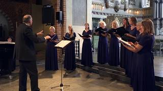 Stockholm Singers. Conductor Bo Aurehl Piano: Valeria Resjan Sträng...