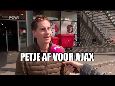 Petje af voor Ajax