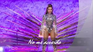 No me acuerdo (english subs)