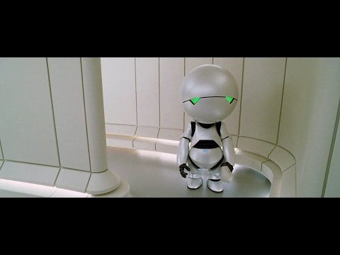Best of Marvin (The Hitchhiker's Guide To The Galaxy)