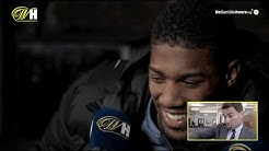 ANTHONY JOSHUA reacts to No Context Hearn with Kugan Cassius | William Hill Boxing