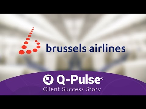 Brussels Airlines - Achieving Operational Excellence with Q-Pulse