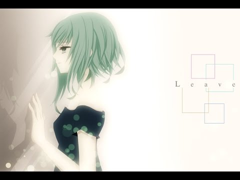 Leave 『English Cover』// (GUMI)【Angel 天使】