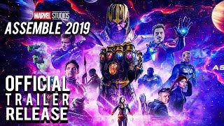Avengers 4 Official Trailer Release Date Just Changed Everything