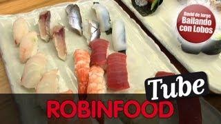 ROBINFOOD / Técnicas (mise en place) del sushi y sashimi (y II)