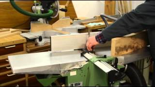 Basics - Planing Sawn Stock Square