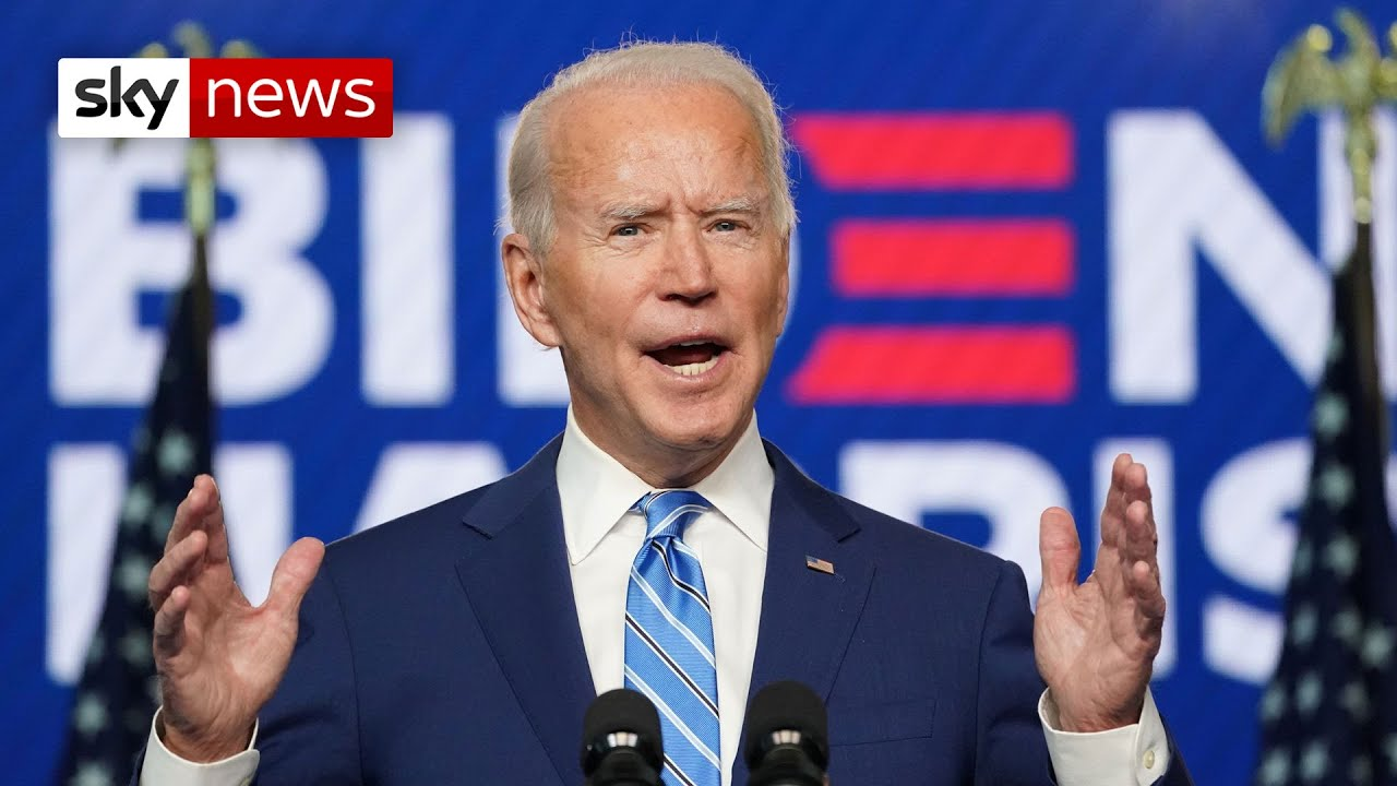 US Election: Biden takes lead in Pennsylvania