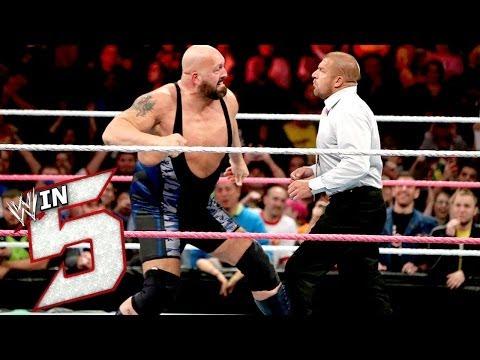 WWE in 5 - Week of October 7, 2013