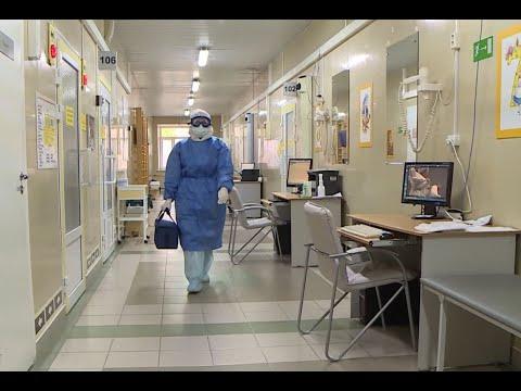 Спад заболеваемости COVID-19 может продлиться ещё две недели – РИА Новости