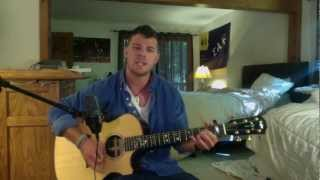 """Ed Sheeran """"The A Team"""" Cover by Drew Arcoleo"""