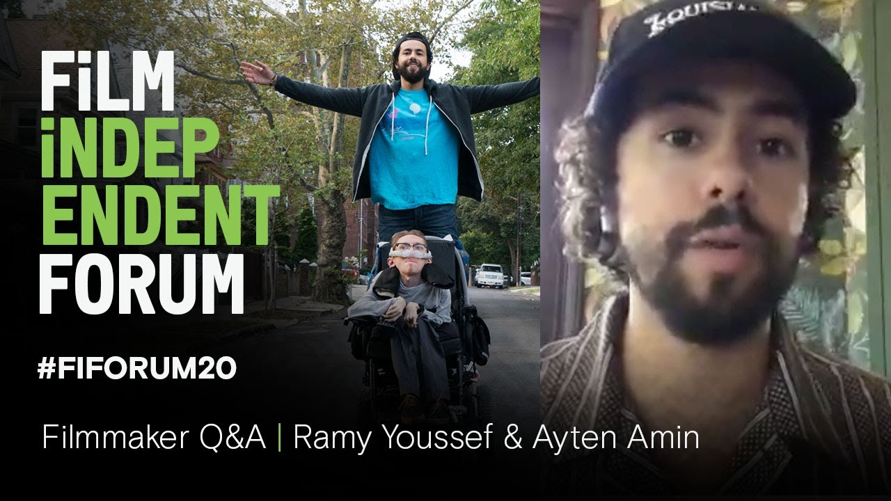 Ramy Youssef - Egypt, Hulu, Islam, Hollywood - Q&A | 2020 Film Independent Forum