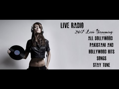 Music Radio Live Streaming Hollywood, Pakistani and Bollywood song