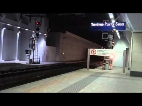 Treni a torino porta susa parte 1 youtube - Treni torino porta susa ...