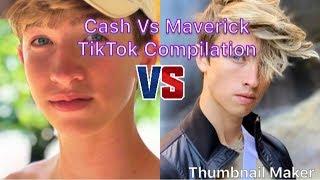 Cash Vs Maverick Baker TikTok Compilation Part 2