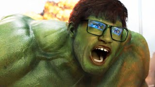 SOCÃO DO HULK! - Avengers BETA