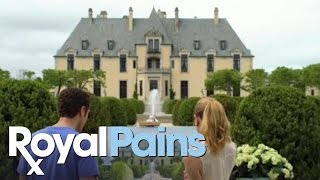 Royal Pains - Season 4 - About Face, Clip 2