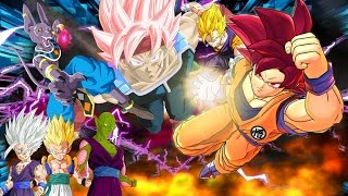 Dragon ball z battle of gods 3 2016