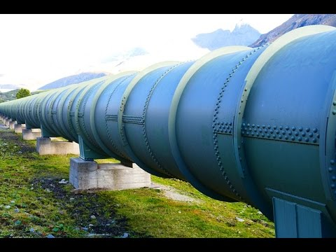 MegaStructures - Super Pipeline (National Geographic Documentary)