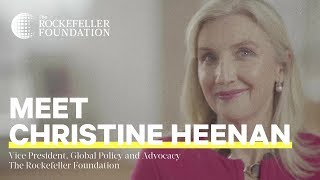 Meet Christine Heenan | Our Team Series