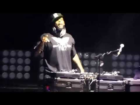 Prophets of Rage - DJ Lord Opening the Show - Kansas City