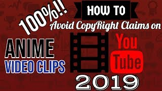 How to Upload Anime and video clips Without Copyright Claim!! tagalog