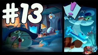 Angry Birds Epic - Wizpig Fight STAR REEF CASTLE & Bird Egg 3