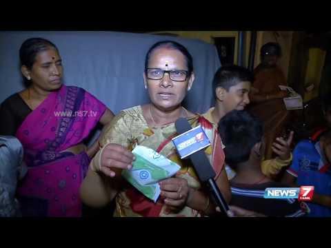 Kids faints and falls sick after having Aavin milk at Salem   News7 Tamil