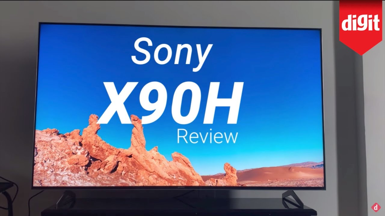 Sony X90h Tv Review Youtube